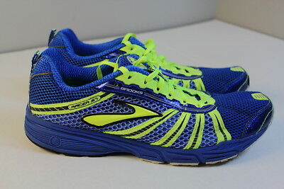 bc0c8114139 BROOKS RACER ST 5 Athletic Shoes Running Competition Yellow Black ...