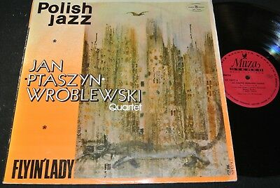 POLISH JAZZ vol.55 Jan Ptaszyn Wroblewski Quartet../ Polish LP 1978 MUZA SX 1690