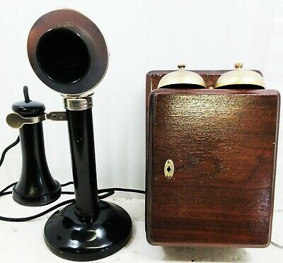 Western Electric Candlestick / Rotary Dial Circa 1920's