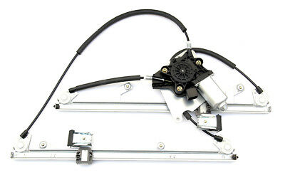 TYC Front Left Power Window Motor and Regulator Assembly for 2008-2015 Dodge rr