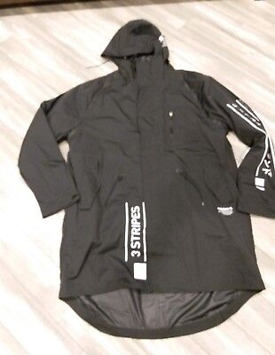 Details about adidas Originals NMD Men's Two in One Utility Jacket Size XL Black BR7009