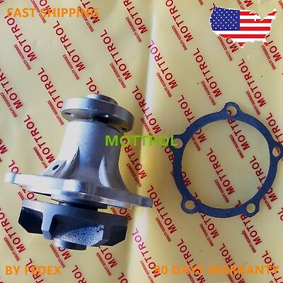 16115-76003-71, 16120-78052-71 Water Pump for Toyota Forklift 42-4FGC20 with 5R