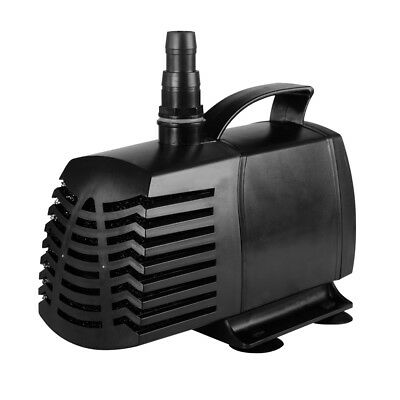 NEW 5000LPH Submersible Water Pump for Aquarium Fountain Pond Marine Fish Tank