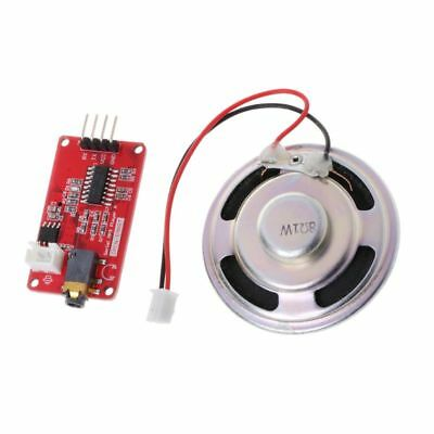 UART Serial MP3 Music Player Module With Speaker Amplifier Board For Arduino