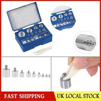 10mg-100g Grams 211.1g Test Jewelry Scale Precision Calibration Weight Set