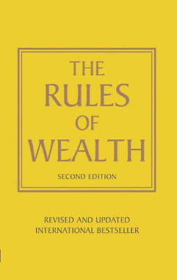 Rules of Wealth, Richard Templar, Good Condition Book, ISBN 9780273767930