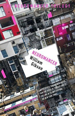 Neuromancer (Sprawl Trilogy 1), Gibson, William, New