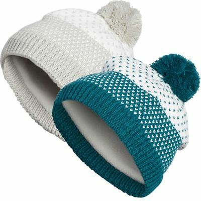 bd3cfef59f5 adidas Golf 2019 Ladies Fashion Lined Pom Pom Winter Golf Beanie Hat
