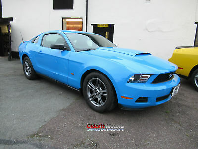 2010 Ford Mustang Premium 4.0 Litre V6 5 Speed Manual 52,000 Miles With Fsh