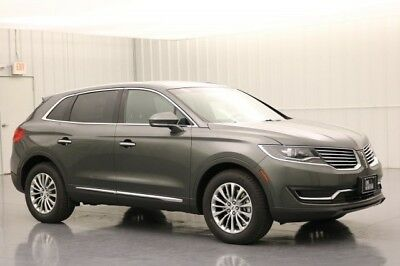 2018 Lincoln MKX SELECT PLUS AWD 3.7 V6  NAVIGATION ALL WHEEL DRIVE MSRP $49065 ELECT PLUS PACKAGE XPEL PAINT PROTECTION APPEARANCE PROTECTION