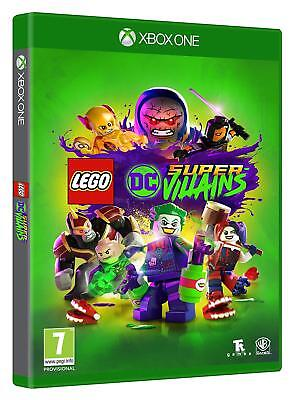 LEGO DC Super-Villains Xbox One Game For XB1 1 X S - NEW & SEALED