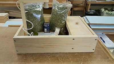 """tortoise table and starter kit  24""""x18""""x6""""    WITH  FREE POSTAGE ONLY £54.95"""