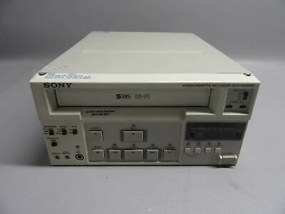 Sony SVO-9500MD S-VHS Hi-Fi Video Cassette Recorder Medical Ultrasound *Parts*
