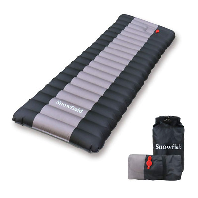 Sleeping Pad Ultralight Self Inflating Camping Mattress Lightweight Inflatable