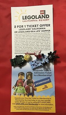 legoland california 2 for 1 coupons