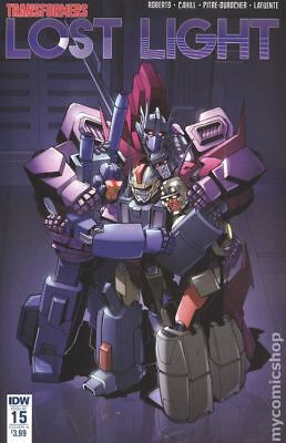 Transformers Lost Light (IDW) #15A 2018 NM Stock Image