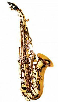 YANAGISAWA SC-991 CURVED Soprano Sax Brand NEW With Case from JAPAN