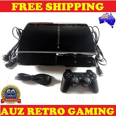 Sony PS3 Playstation 3 Console Pack 40GB CECH-J02