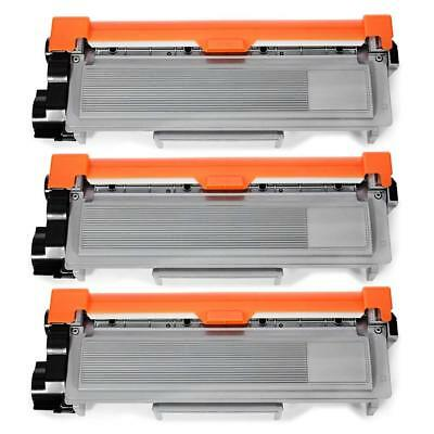 3 PK TN660 TN630 High Yield Toner Cartridge for Brother HL-L2300D L2320D L2340DW