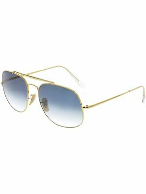 aad6f06cd4 RAY-BAN GRADIENT GENERAL RB3561-001 3F-57 Rose-Gold Square ...