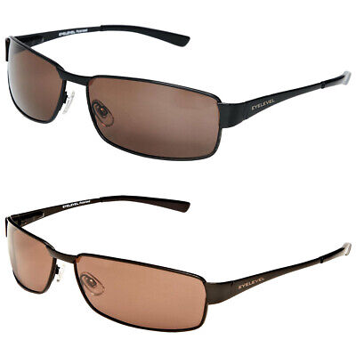 296e617f1ad Eyelevel Mens Accelerate Polarised Sunglasses UV400 UVA UVB Anti Glare Lens