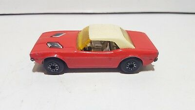Matchbox Lesney Super Fast 1 Dodge Challenger 1975 no box very nice condition