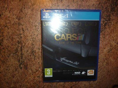 Jeu PS4 Project Cars Game of the Year Edition neuf sous blister