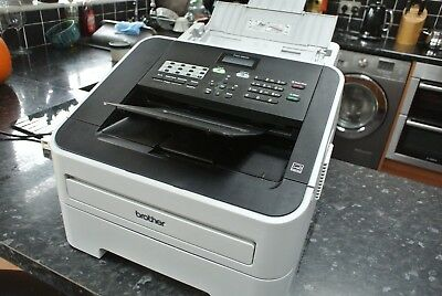 Brother FAX 2840 Laser Fax Machine / Copier Excellent condition