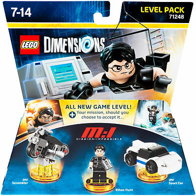 LEGO Dimensions - Level Pack - Mission Impossible (NEU & OVP!)