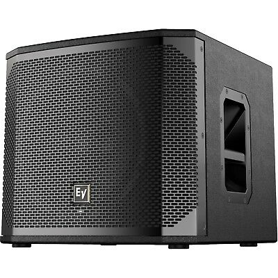 "Electro-Voice EV ELX200-12SP 12"" Powered Subwoofer 1200W 3Yr Warranty"