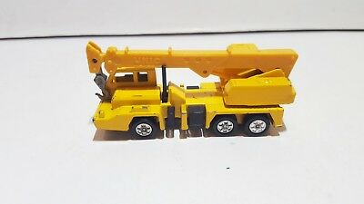 Japan TOMICA 72 Nissan Diesel Unic Truck Crane 1974 1/150 nice cond. no box