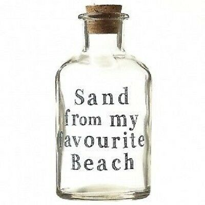 Heaven Sends Sand From My Favourite Beach Bottle