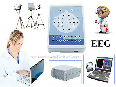 KT88-1016 CONTEC Digital Portable EEG Machine And Mapping System 16-channel EEG