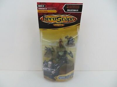Heroscape Dungeons & Dragons D1 Heroes of Faerun expansion set NEW