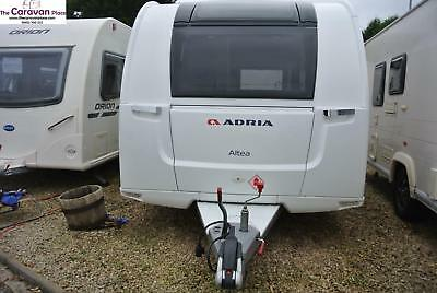 Adria Altea 362LHFORTH 2017