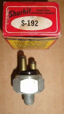 Nors 36-38 Packard 37-41 Cadillac 35-36 Hudson 40-51 Studebaker Stoplight Switch