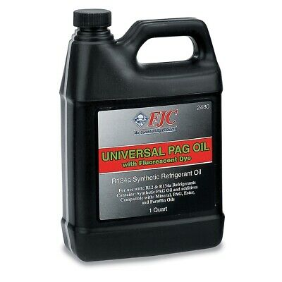 Oil A/C Pag With Dye Quart - 2480