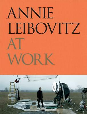Annie Leibovitz at Work by Annie Leibovitz Hardcover Book Free Shipping!