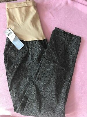 Motherhood Maternity Secret Fit Skinny Ankle Maternity Pants  NWT LARGE