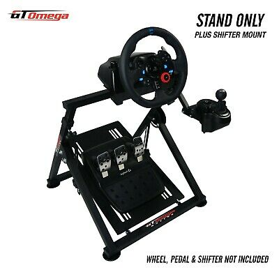 Gt Omega Racing Apex Steering Wheel Stand Suitable For Logitech G29 Gaming