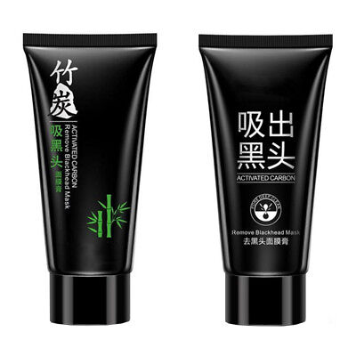 Peel Black Mud Face Mask Deep Cleansing Purifying Acne Blackhead Remover