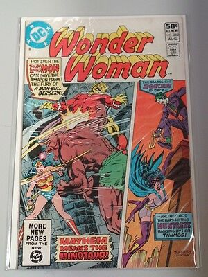 Wonder Woman #282 Dc Comics Joker August 1981