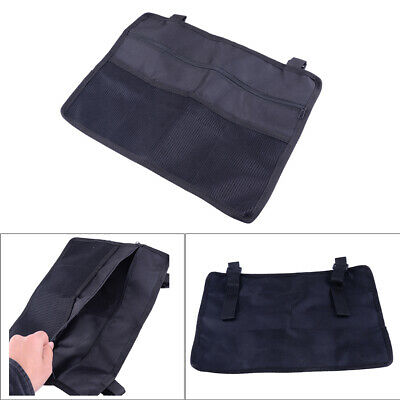 Wheelchair Side Bag Armrest Pouch Organizer Bag Phone Pocket Walker Bag