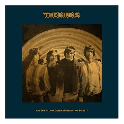 The Kinks Are The Village Green Preservation Socie - Vinyl LP (11) Bmg Righ NEW