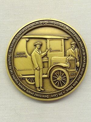 United Parcel Service UPS Flight District 2004 Commemorative Coin