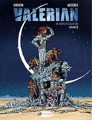 Valerian and Laureline: Valerian: The Complete Collection Vol. 6-Pierre Christin