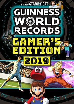 Guinness World Records: Gamer's Edition 2019-Guinness World Records