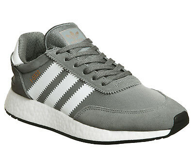 brand new f3afc ddd6e Kleidung   Accessoires Adidas ZX Flux Lace Up Grey Synthetic Textile Mens  Trainers BB2159 D95