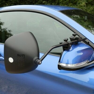 Milenco Grand Aero3 Extra Wide Towing Mirrors - Pair