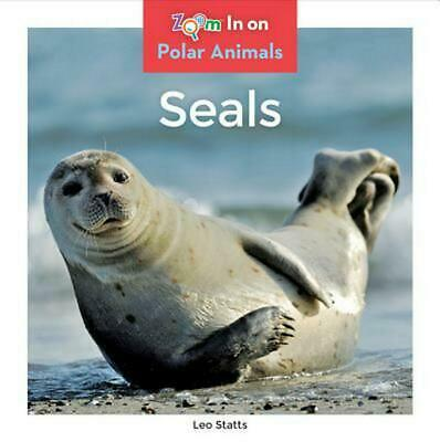 Seals by Leo Statts (English) Library Binding Book Free Shipping!